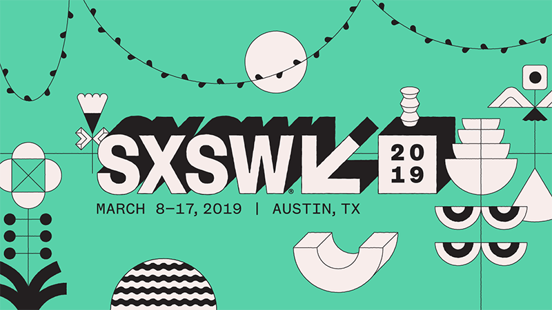 SXSW 2019 Promotional Poster