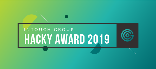 Banner of Hacky Award 2019