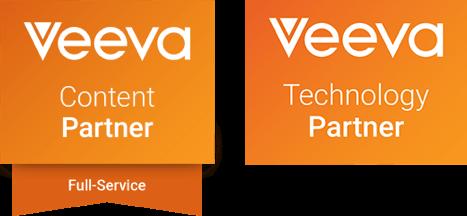 Veeva Partner Logos