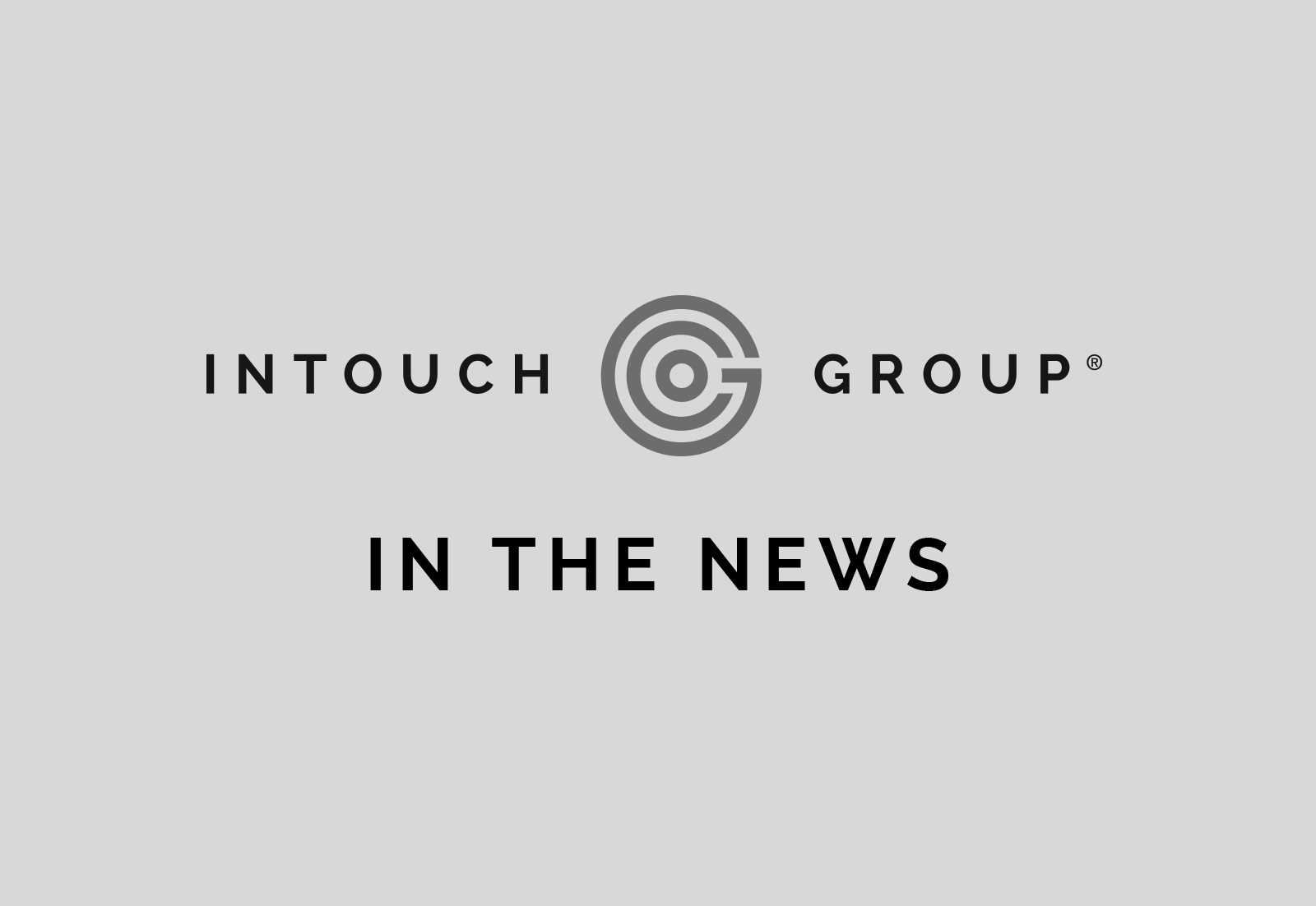 Intouch Group In the news