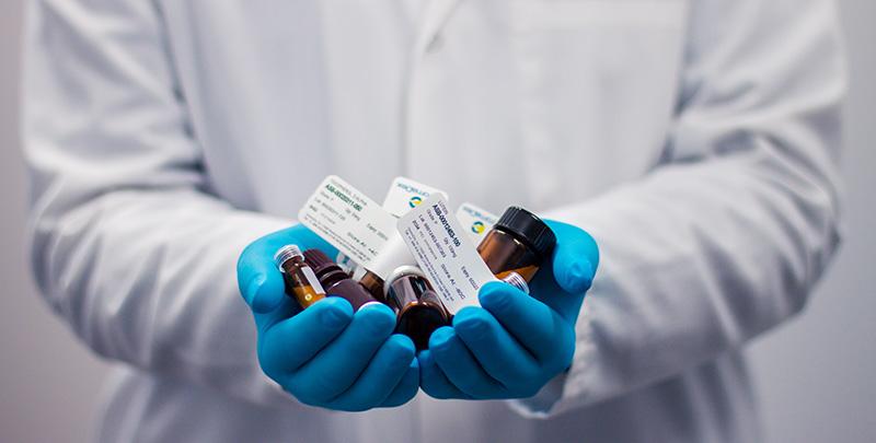 medical bottels