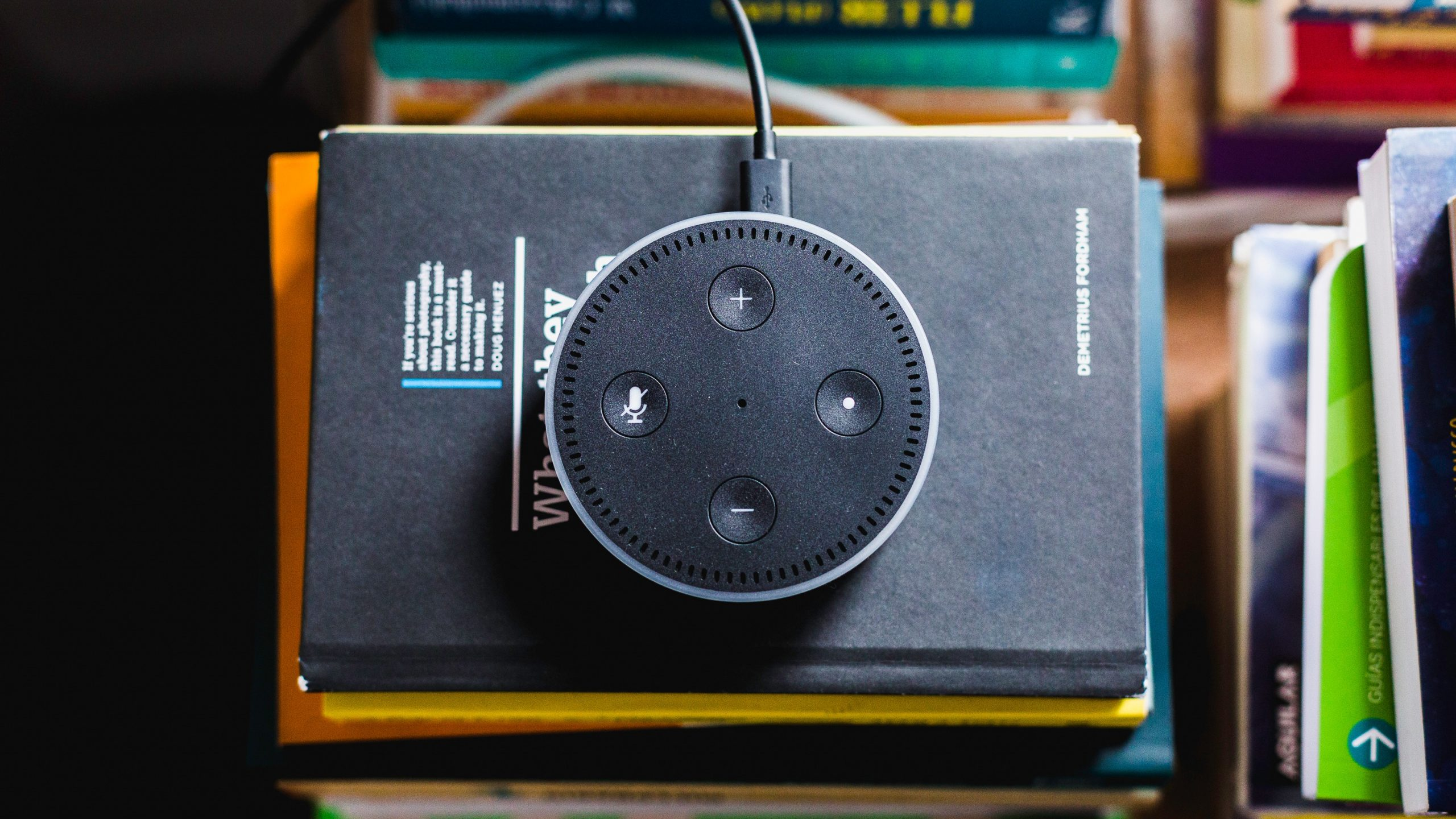 Image of amazon echo dot