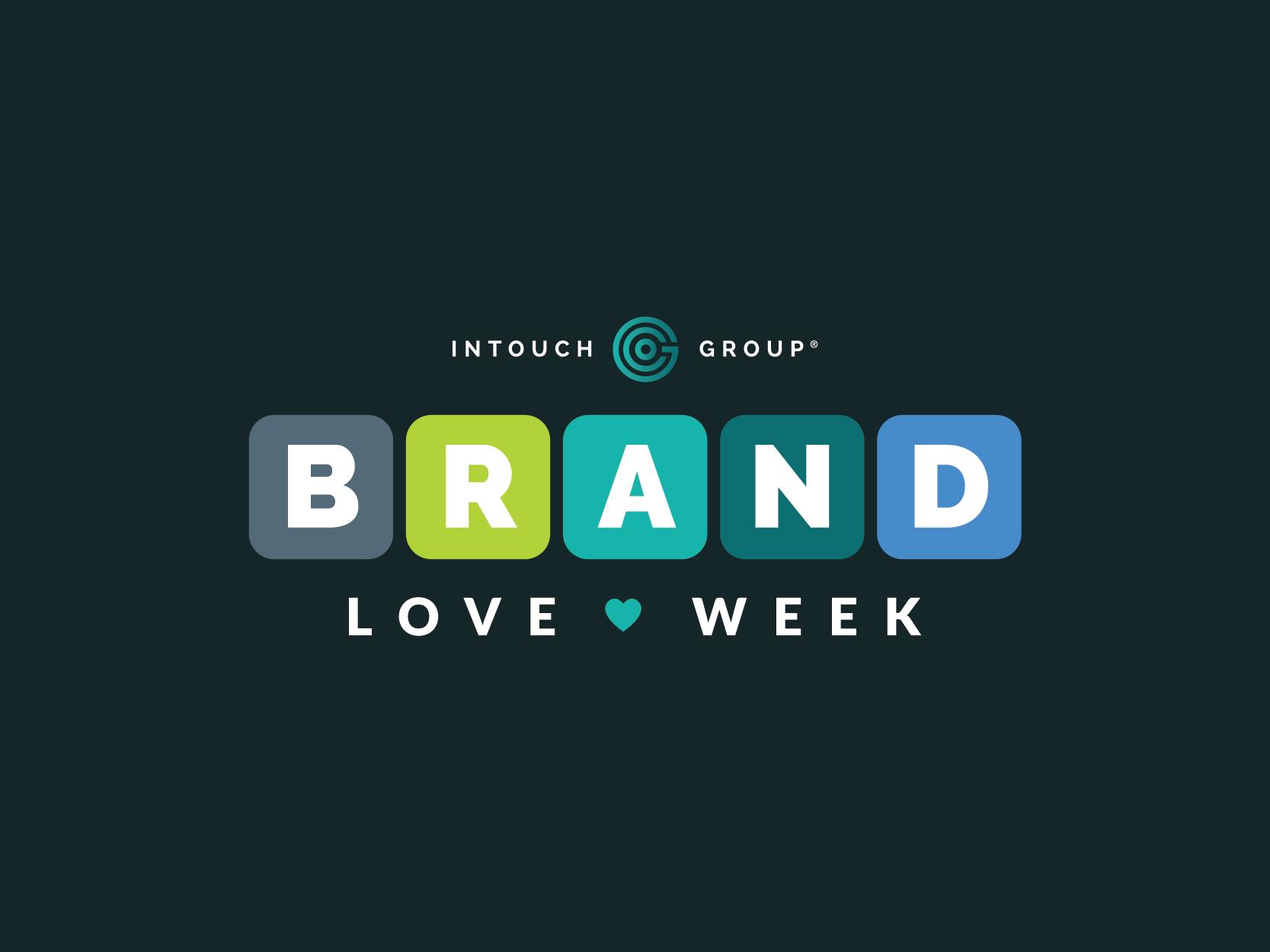 brand love week logo