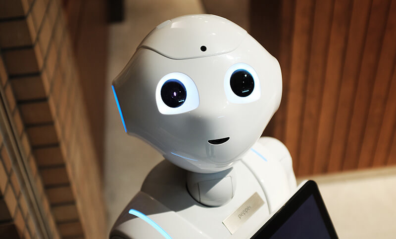 Image of cute Robot