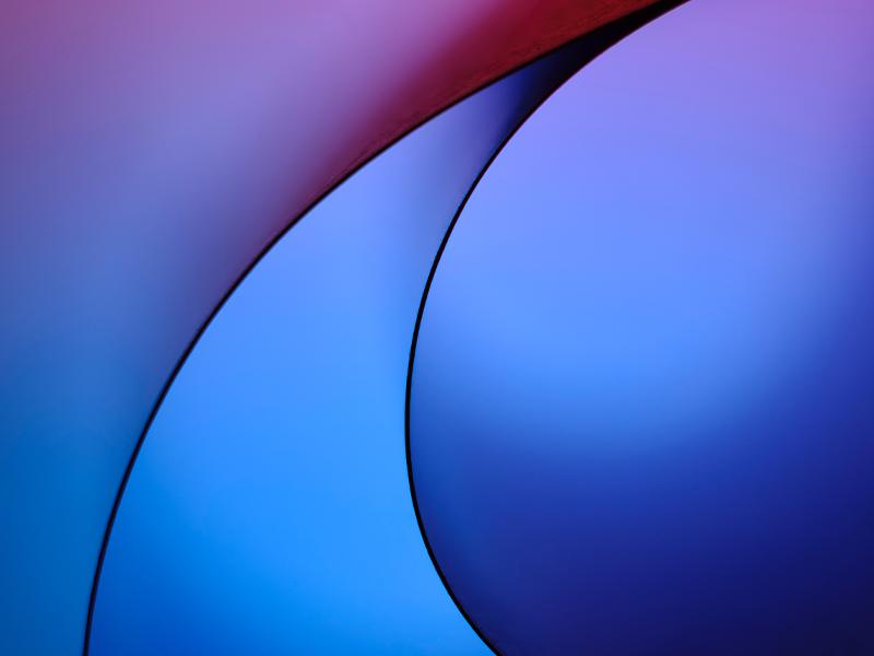 gradient blue and purple backdrop