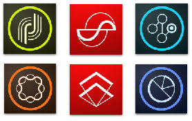 Adobe Experience Cloud Logos