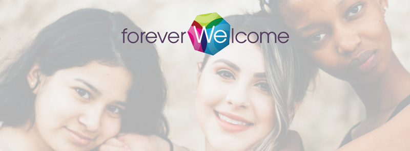Forever Welcome logo