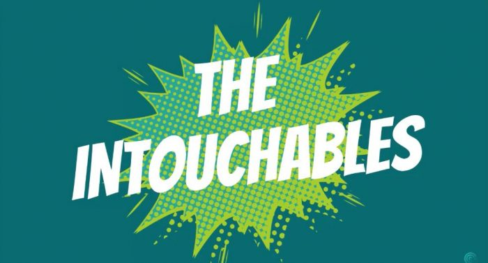 The Intouchables starburst